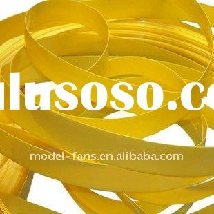 20mm Heat Shrink Tubing for Lipo Battery - Yellow Color( 2 Meter)