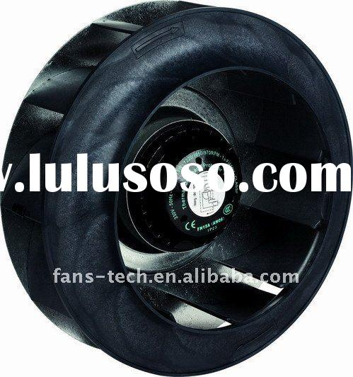 24v DC Centrifugal blower fan backward curved