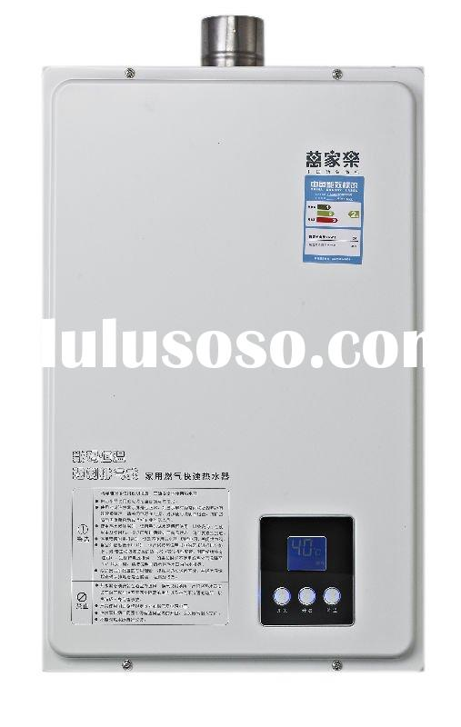 28L forced exhausted gas water heater JSQ60-30D6
