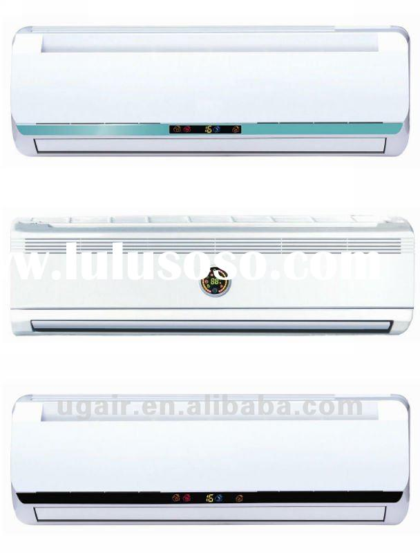 2.5ton split air conditioner indoor units, 9000btu 18000btu 24000btu wall mounted air conditioner