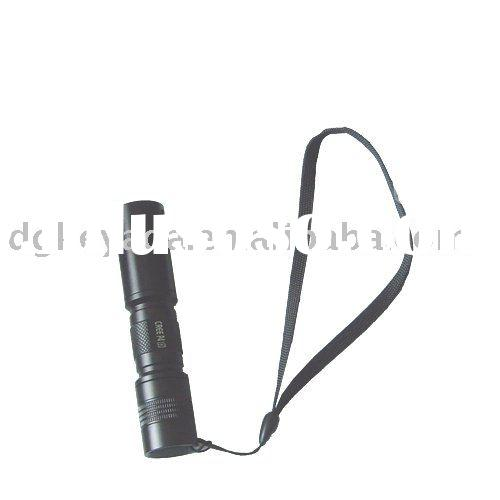 3AM-AA(1.5V C3) led torch with AA battery