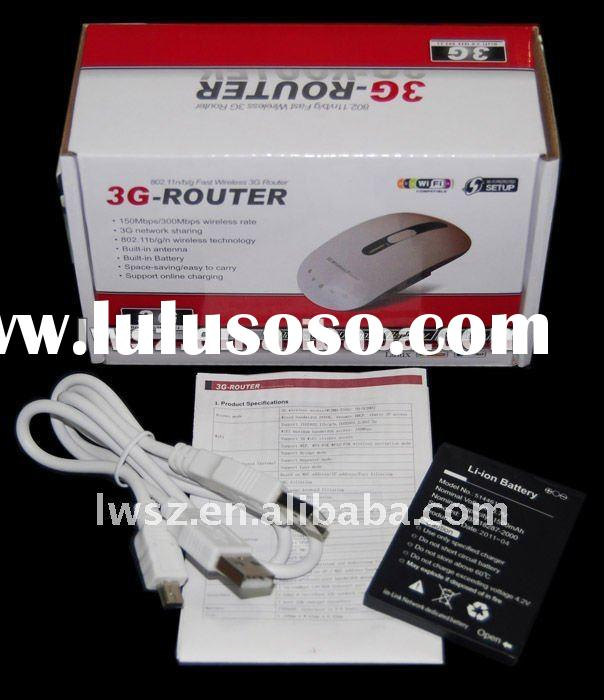 3G Wireless Router MIFI H1 wifi Router USB 3G Modem router WiFi hotspot