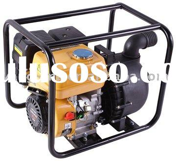 3 inch single cylinser electric start power gasoline water pump