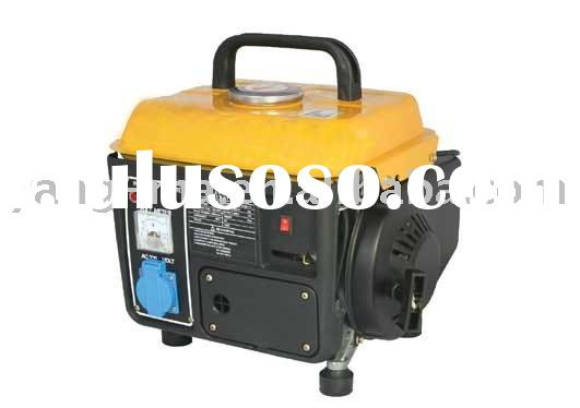 450W air cooled gasoline engine power invert portable generator