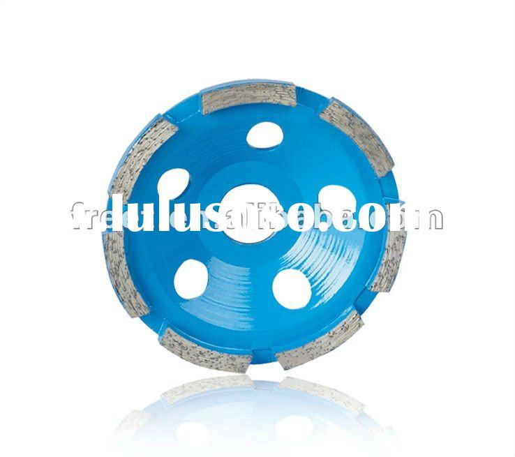 "4""-7""Diamond Cup Wheels/Discs for grinding and polishing marble, granite, concrete, porcel"