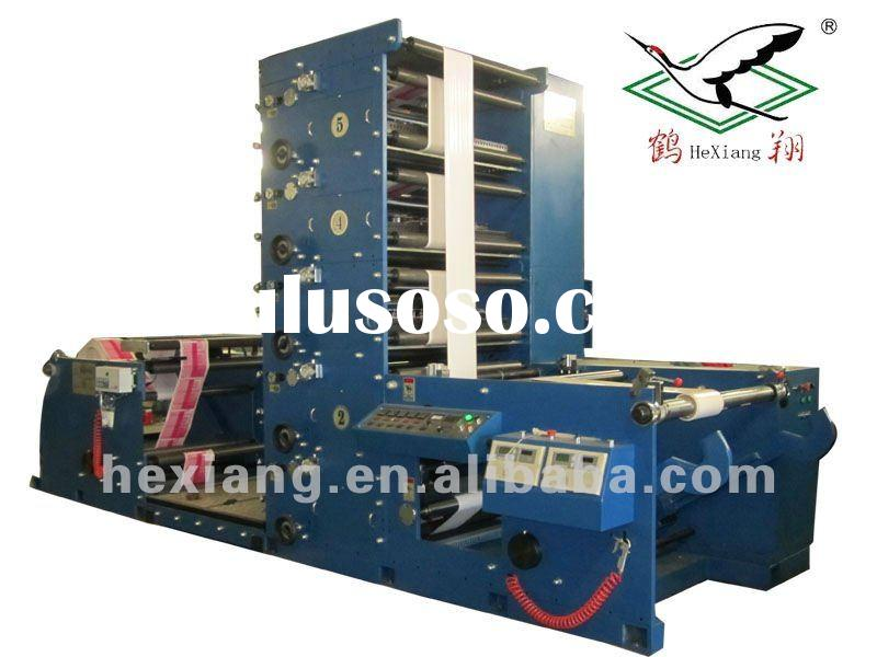 4 Colors Label Printing Machine/Paper cup Printing Machine/RY950-4B Durable Flexo Printing Machine/