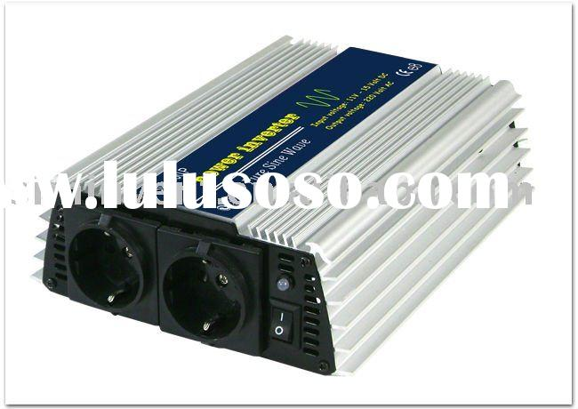 500W dc-ac pure sine wave power inverter, 1000W peak power, MOQ: 300pcs, MOQ Price: $55.00