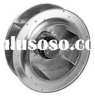 500mm centrifugal fan with backward curved blades