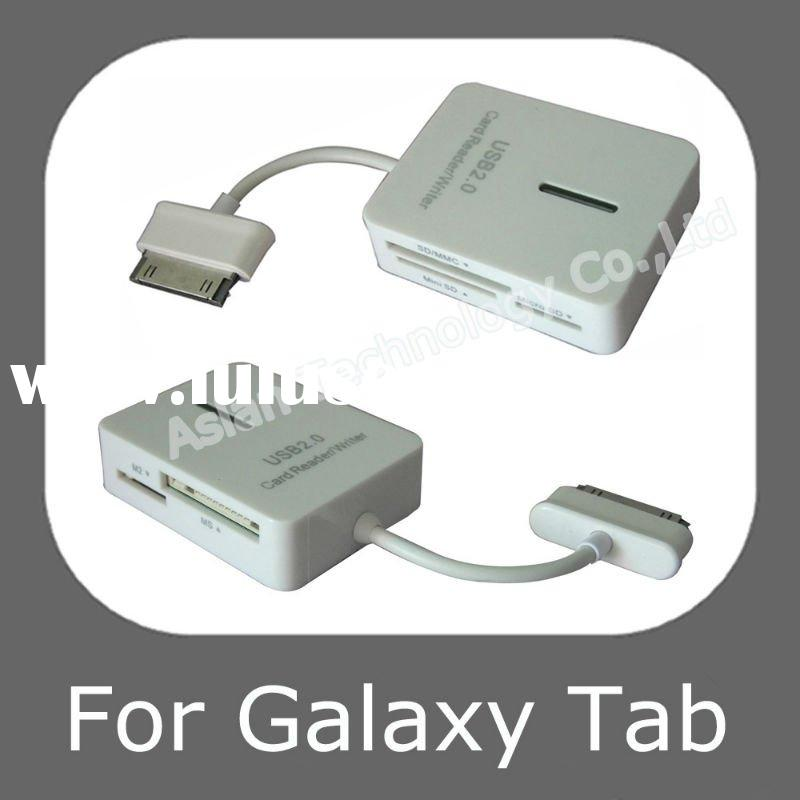 in 1 OTG Card Reader is accessories for Samsung Galaxy Tab gt-p1000