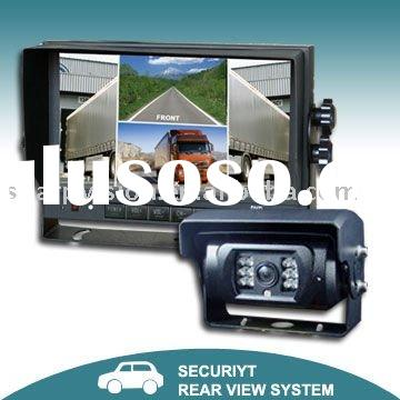 "7"" Car CCTV Backup system with Auto Shutter Camera"