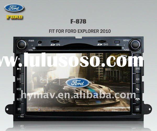 """7"""" FORD EXPLORER CAR DVD PLAYER WITH GPS NAVIGATION"""