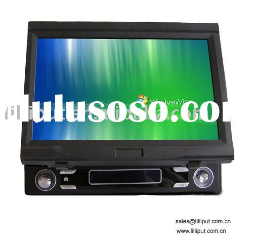 "7"" In Dash Touch Screen Car Monitor"