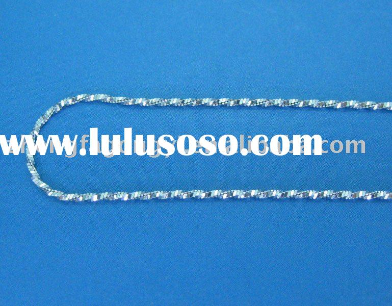 925 Silver Jewelry Chain/925 Sterling Silver Chain