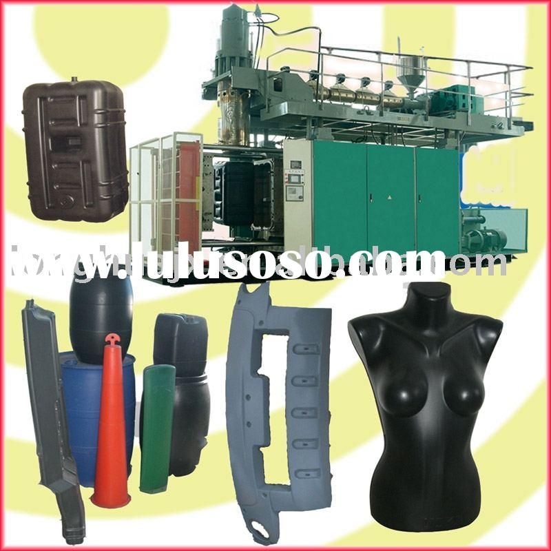 ABS car spoiler plastic blow molding machine