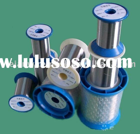 AISI 316L Stainless Steel Bright Wire (ISO 9001 Certification)