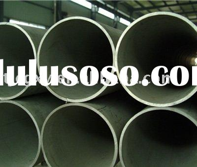 ASTM A321 bright seamless stainless steel pipe