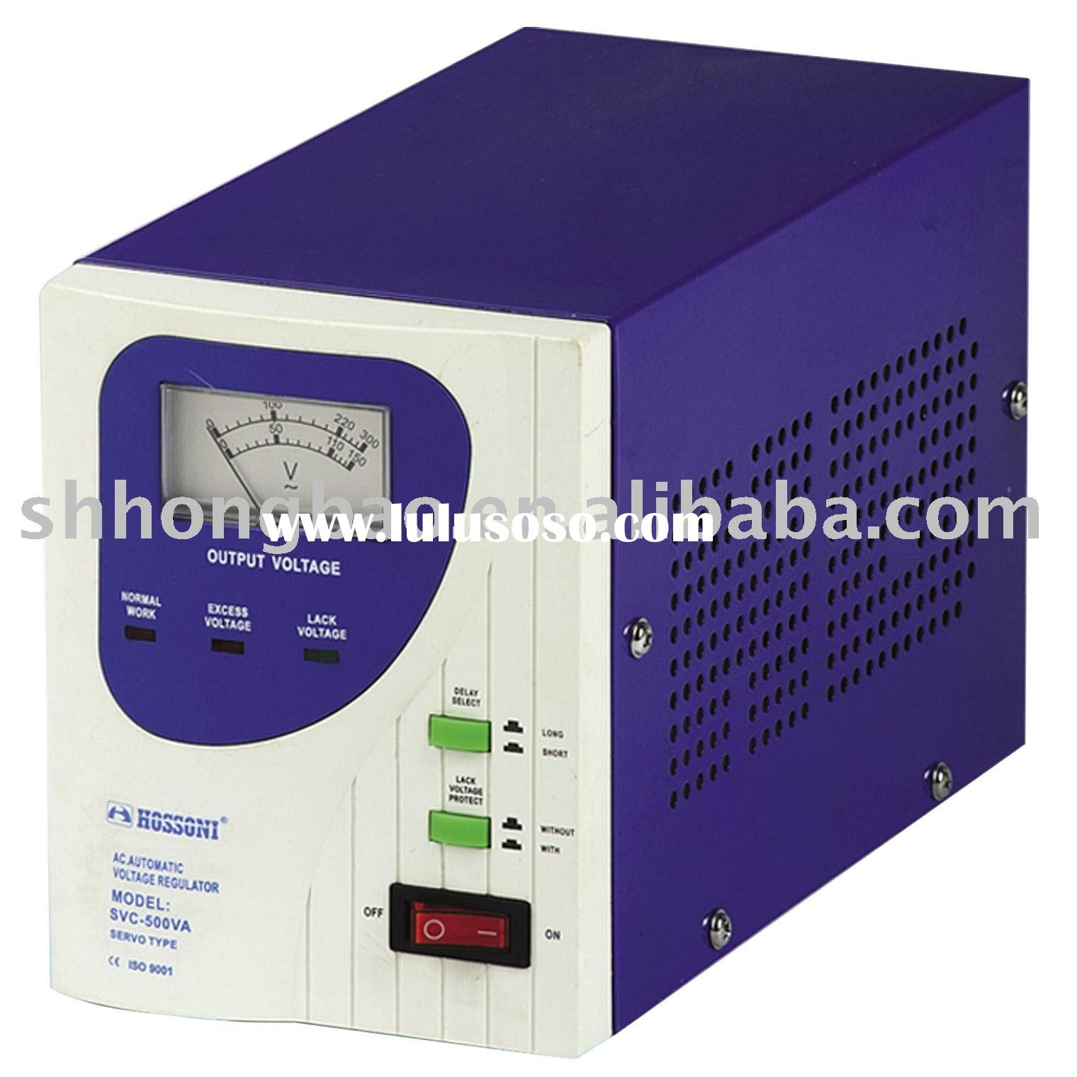 AVR stabilizer ac automatic voltage regulator