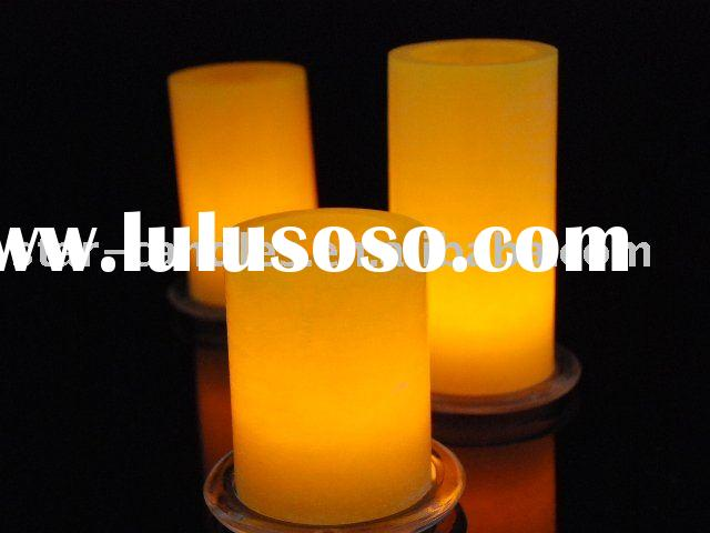 A set of LED candles / battery operated LED candle