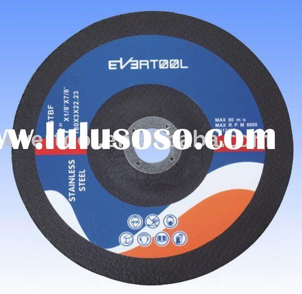 Abrasive Cutting Wheel for Stainless Steel