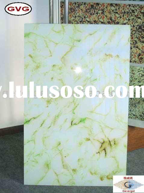 Acid Etched pattern Glass