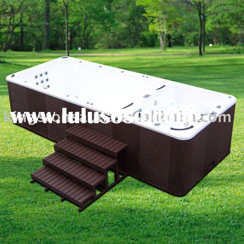 Acylic Above Ground Swimming Pool JCS-SS1