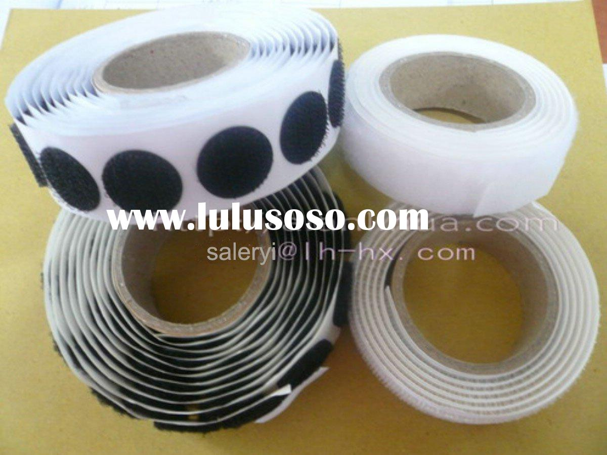 Adhesive velcro tape/Self-stick Hook and Loop fastener