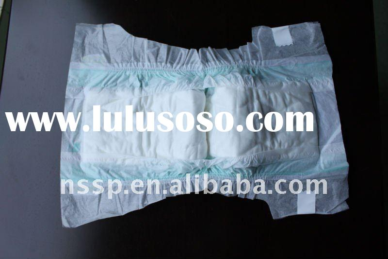 Adult Baby Print Diaper Economic for Normal Market