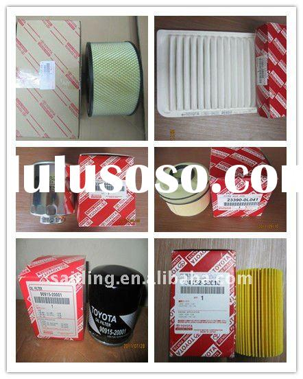 Air Filter/Oil Filter/Fuel Filter for Toyota Camry, Hiace, Prado