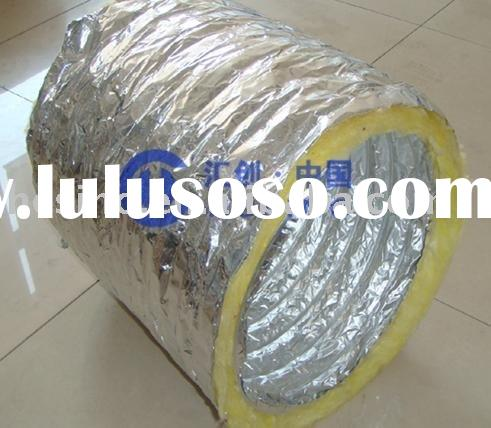 Air Flexible Duct with Fiberglass for (A/C) Air Conditioner System