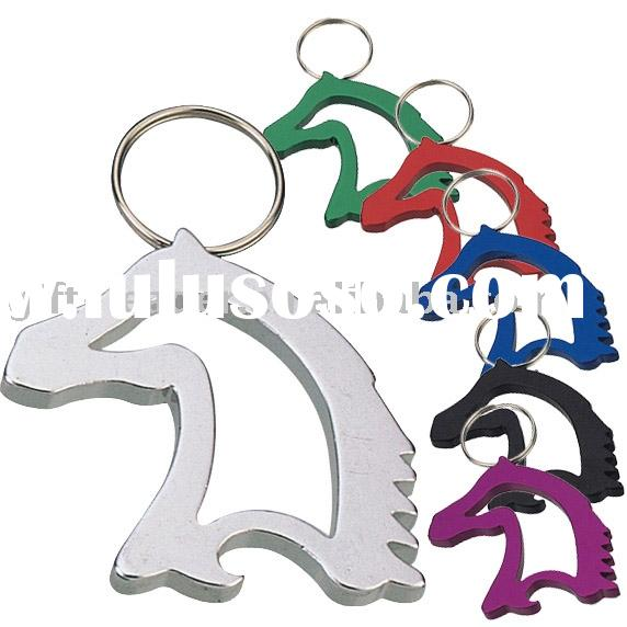 Aluminium Bottle Opener with Carabiner , Beer Opener ,Can Opener