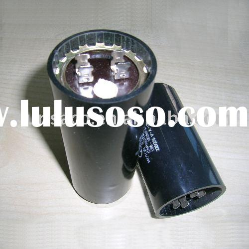 Aluminum Electrolytic AC Motor Start Capacitor CD60