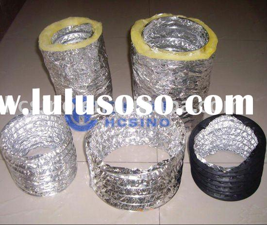 Aluminum Flexible Air Duct---(Non) Insulated Duct