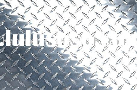Aluminum Tread Plate diamond pattern