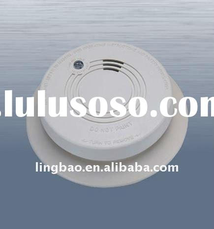 Atuo personal carbon monoxide detector with back up 9V battery