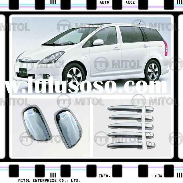 Auto Accessory Chrome Cover For Toyota Wish 04-on, Auto Parts