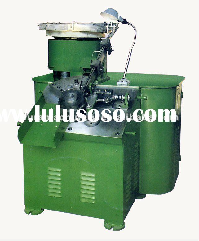 Automatic High speed thread rolling machine for nails
