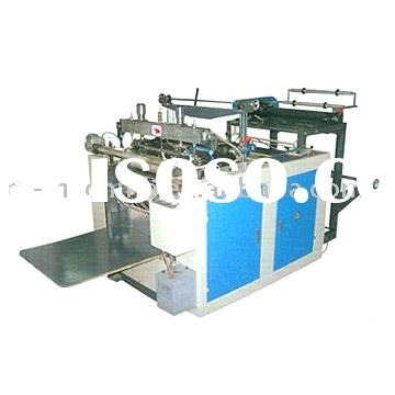 Automatic Hot Sealing and Hot Cutting Plastic Bag Making Machine
