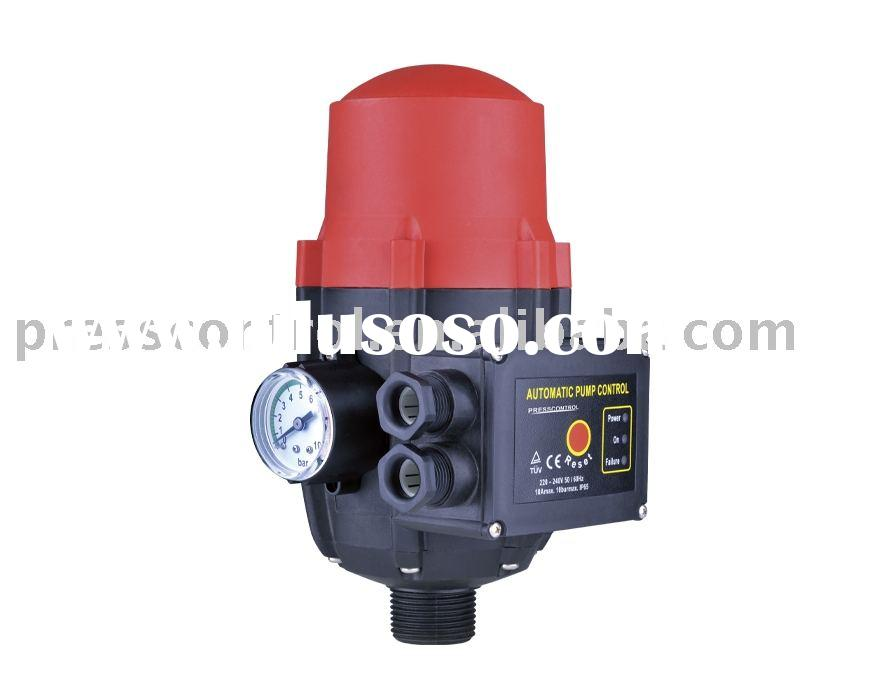 Automatic Water Pressure Control