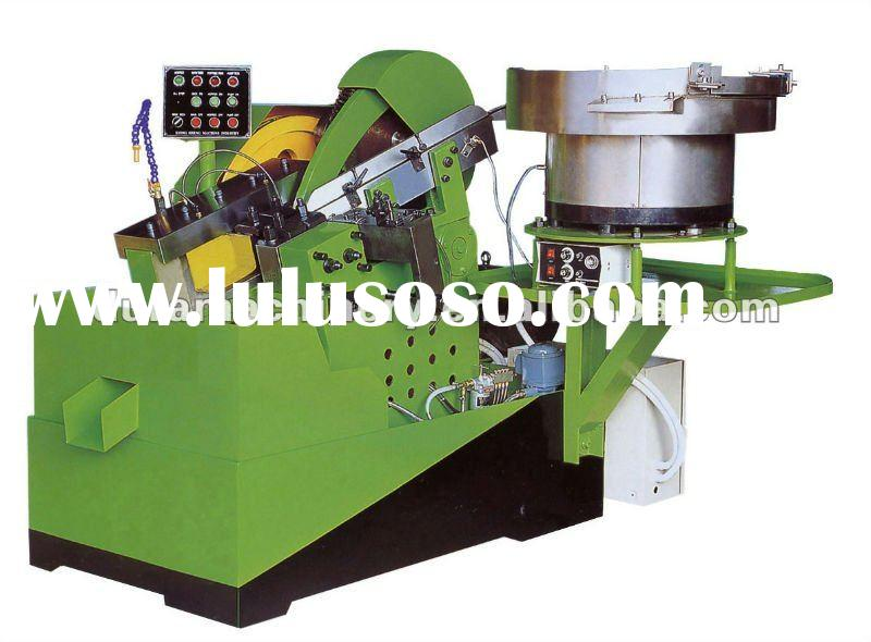 Automatic high speed thread rolling machines