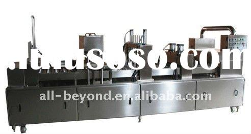 Automatic paper powder filling and sealing machine
