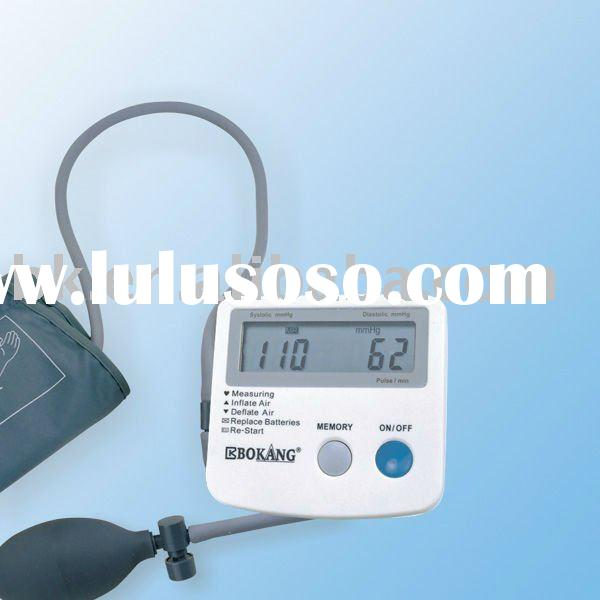 BK6001 Semi-Auto Arm Digital Blood Pressure Monitor