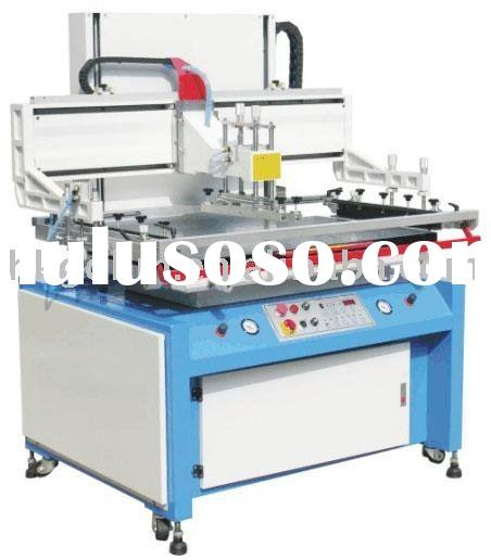 BT-HG4060 Type precise flat surface in vertical screen printing machine