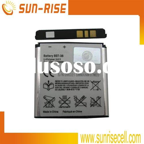 Battery for Sony Ericsson BST-38 Extended Original cell phone battery