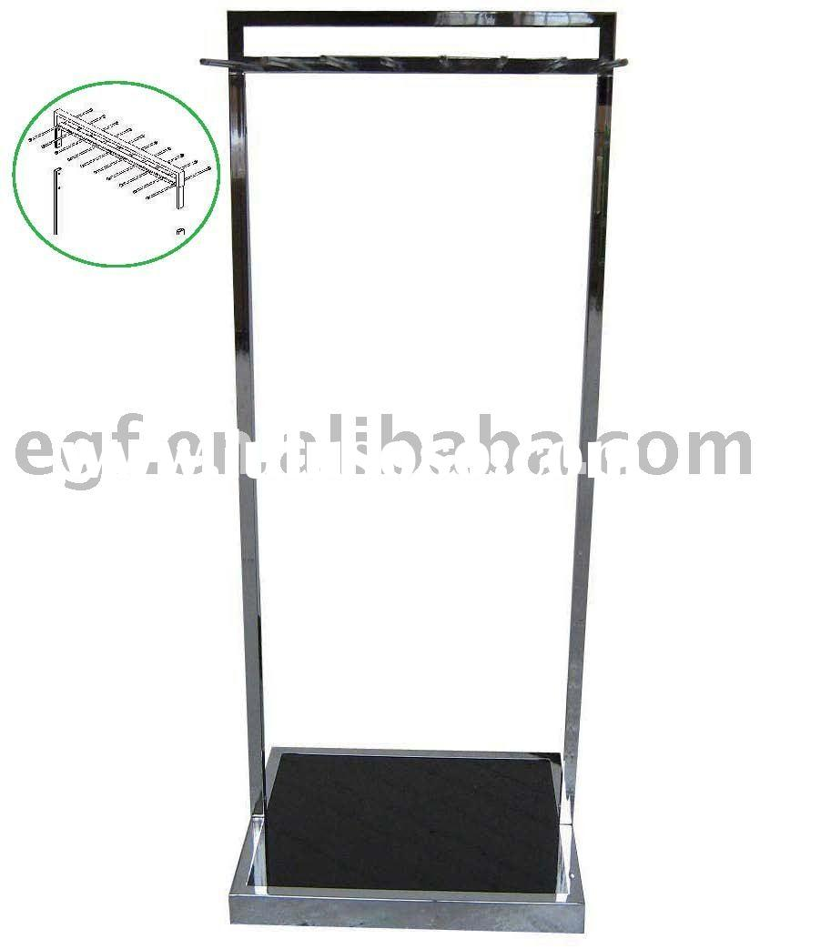 Belt Display Stand / Freestanding Belt Rack (2 sided)