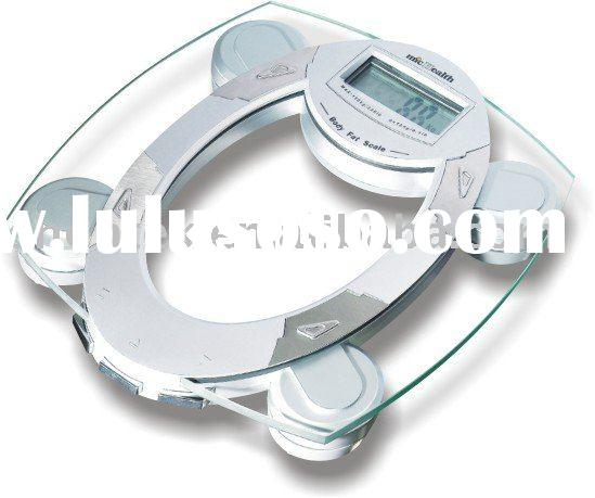 Body Weight/Fat/Water Scale, digital body fat monitor