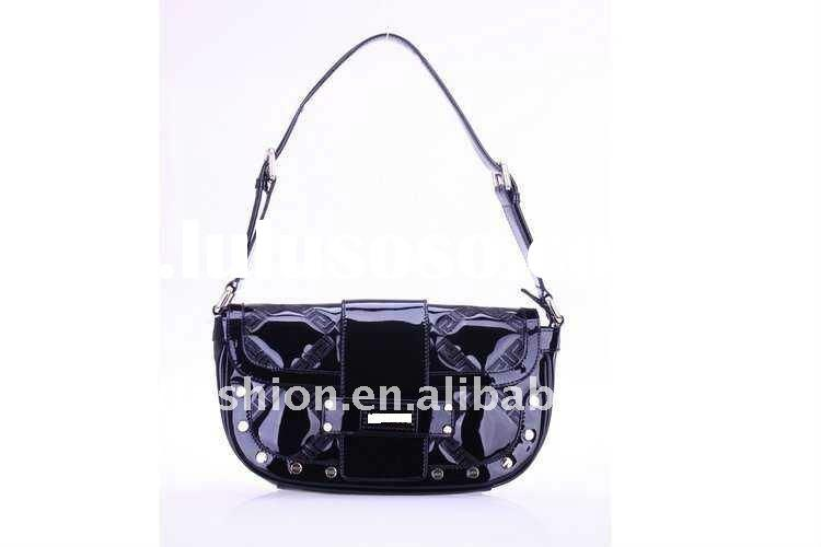 Brand new leather western style fashion handbag