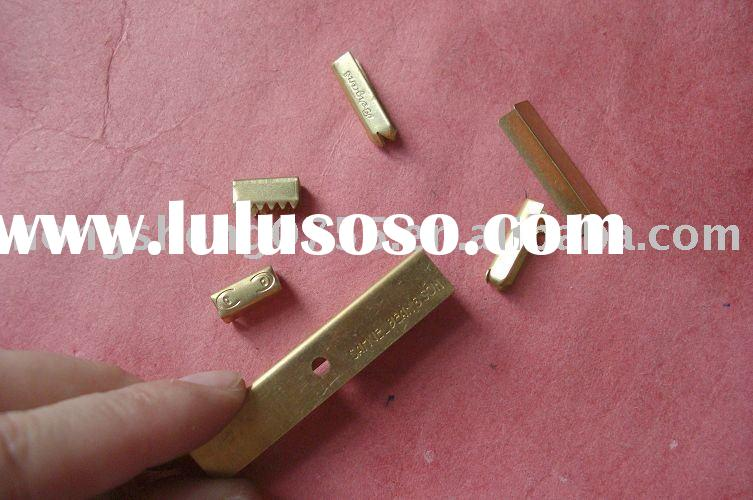 Brass Small Clamp For Gifts Keychain Accessories