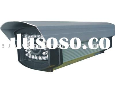 CCTV waterproof/weather-proof IR Box camera; color CCD IR day/night camera; waterproof security surv