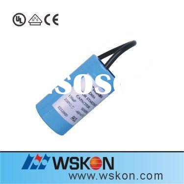 CD60A series AC motor start capacitor