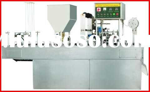 CD-20A Automatic Yogurt Cup Filling Machine
